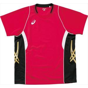 asics(アシックス)[ゲームシャツHS  XW1314-2490]SAバレ-ボ-ル ウェアKPI+ sportsjapan