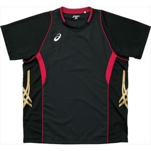 asics(アシックス)[ゲームシャツHS  XW1314-9024]SAバレ-ボ-ル ウェアKPI+ sportsjapan