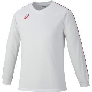 asics(アシックス)[JRプラシャツLS XW5207]SAバレーボールKPI+ sportsjapan