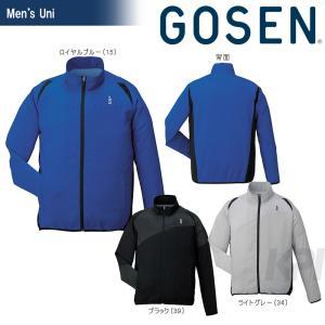 GOSEN ゴーセン 「UNI ライトウインドジャケット Y1700」テニスウェア「2017SS」|sportsjapan