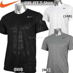 NIKE ナイキ DRI-FIT Tシャツ 半袖 718834 ブラック・ホワイト・ダークグレー  ...