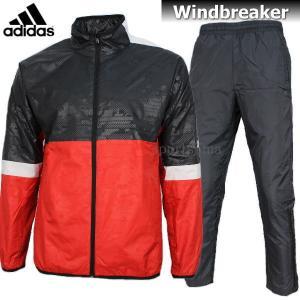 adidas アディダス Tennis 裏起毛 ウィンドブレーカー ジャケット パンツ 上下 DJF22 BS0160 DJF24 BS0165 レッド×ブラック|sportsjima