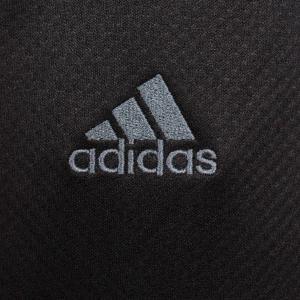 アディダス ジャージ パンツ メンズ トレーニングウェア バスケットボール S98866 ブラック×グレー adidas 限定 吸汗速乾 フルボタン ズボン|sportsjima|04