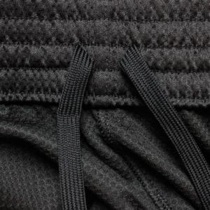 アディダス ジャージ パンツ メンズ トレーニングウェア バスケットボール S98866 ブラック×グレー adidas 限定 吸汗速乾 フルボタン ズボン|sportsjima|05