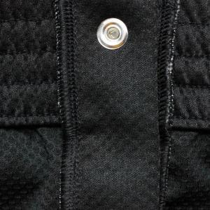 アディダス ジャージ パンツ メンズ トレーニングウェア バスケットボール S98866 ブラック×グレー adidas 限定 吸汗速乾 フルボタン ズボン|sportsjima|06