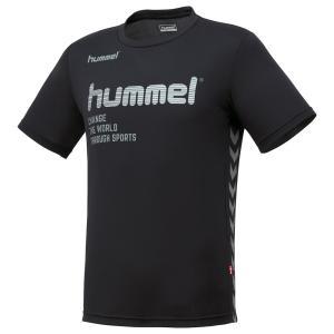 ヒュンメル ジュニアプラクティスTシャツ SSK-HJP4129 (10)ホワイト,(21)チリペッ...
