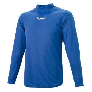 ヒュンメル ジュニアハイネックインナーシャツ SSK-HJP5139  (63)ロイヤルブルー|sportsjima
