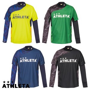 激安SALE プラクティスシャツインナーセット ATHLETA-アスレタ フットサルウェア/サッカーウェア|sportskym