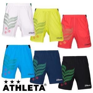 夏物セール ポケット付きプラクティスパンツ ATHLETA-アスレタ フットサルウェア/サッカーウェア sportskym