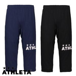 夏物セール ライトスウェットクロップドパンツ ATHLETA-アスレタ フットサルウェア/サッカーウェア sportskym