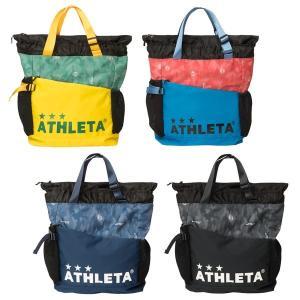 夏物セール 2WAYカラートートバッグ 30L ATHLETA-アスレタ フットサルウェア/サッカーウェア|sportskym