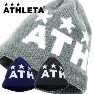 先行予約商品 ニットキャップ/ビーニー ATHLETA-アスレタ フットサルウェア/サッカーウェア sportskym