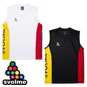 夏物セール ノースリーブメッシュインナーシャツ svolme-スボルメ フットサルウェア/サッカーウェア SALE/セール|sportskym