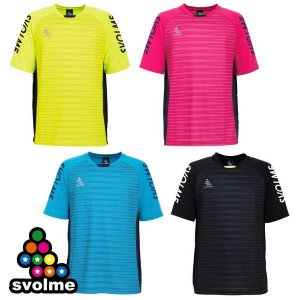 夏物セール ダイヤトレーニングトップ/プラシャツ svolme-スボルメ フットサルウェア/サッカーウェア|sportskym