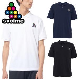 NEWモデル シンプルポロシャツ svolme-スボルメ フットサルウェア/サッカーウェア sportskym