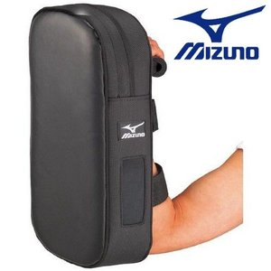 MIZUNO-ミズノ キックミット (43cm×23cm) 空手用品/空手グッズ|sportskym