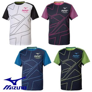 MIZUNO-ミズノ NXT 半袖Tシャツ スポーツウェア/ランニングウェア|sportskym