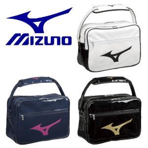 MIZUNO-ミズノ エナメルバッグ/ショルダーバッグ Lサイズ エナメルバック/ショルダーバッグ sportskym