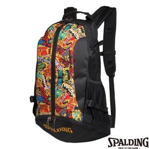 SPALDING-スポルディング ケイジャー バットマンマッシュ バスケットグッズ/バスケ用品 sportskym