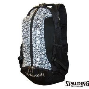 SPALDING-スポルディング ケイジャー クレイジーロゴ バスケットグッズ/バスケ用品 sportskym