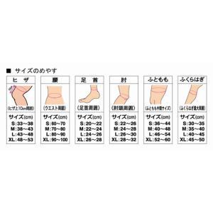 MIZUNO-ミズノ BIO GEAR-バイオギア 太もも用サポーター 左右兼用タイプ スポーツアクセサリー/サポーター|sportskym|02