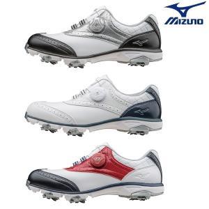 【●MIZUNO-ミズノ】 ネクスライト 003 ボア  レディース スパイク  【レディースゴルフ...