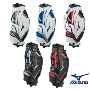 MIZUNO-ミズノ ライトスタイル NEXLITE キャディバッグ ネーム文字彫り無料 キャディーバッグ/ゴルフバッグ|sportskym