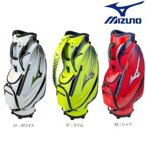 MIZUNO-ミズノ ケイデンス キャディバッグ ネーム文字彫り無料 キャディーバッグ/ゴルフバッグ|sportskym