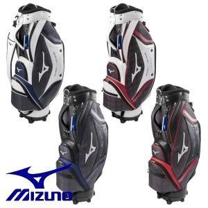 MIZUNO-ミズノ ライトスタイル NEXLITE キャディバッグ ネーム文字彫り無料 キャディーバッグ/ゴルフバッグ/送料無料|sportskym