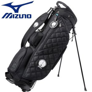 MIZUNO-ミズノ BOLSA ボルサ ヴォアドーラ スタンドキャディバッグ ネーム文字彫り無料 キャディーバッグ/ゴルフバッグ|sportskym