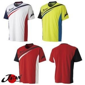 JAPAN限定モデル ユニセックス 半袖Tシャツ ソフトテニスウェア/スポーツウェア|sportskym