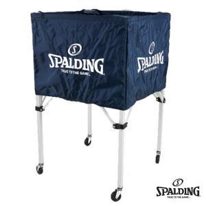 SPALDING-スポルディング BALL CART−ボールカート/ボールケース/ボールカゴ バスケットグッズ/バスケ用品|sportskym