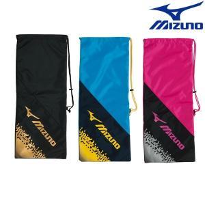 MIZUNO-ミズノ ラケットバッグ 2本入れ ラケットケース/テニス・ソフトテニス・バドミントンバッグ sportskym