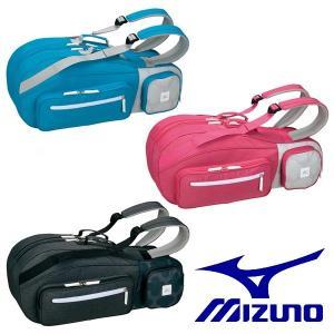 MIZUNO-ミズノ ラケットバッグ 6本入れ 40L ラケットケース/テニス・ソフトテニス・バドミントンバッグ|sportskym
