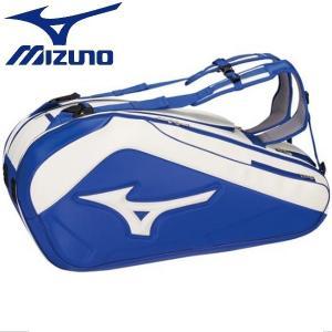 MIZUNO-ミズノ ラケットバッグ 9本入れ 約70L ラケットケース/テニス・ソフトテニス・バドミントンバッグ|sportskym