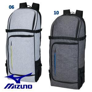 MIZUNO-ミズノ バックパック/リュックサック 2本入れ用 ラケットケース/テニス・ソフトテニス・バドミントンバッグ|sportskym