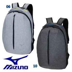 MIZUNO-ミズノ バックパック/リュックサック 1本入れ用 約20L ラケットケース/テニス・ソフトテニス・バドミントンバッグ|sportskym