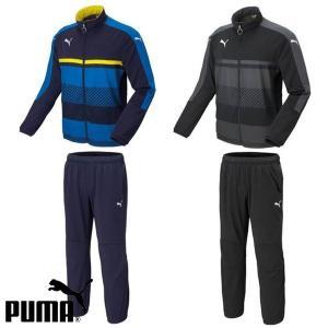 PUMA-プーマ TWV トレーニング上下セット/ジャージ上下セット サッカーウェア/フットサルウェア SALE/セール|sportskym
