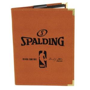 SPALDING-スポルディング NBA NOTEBOOK HOLDER-ノートブックホルダー バインダー バスケットグッズ/バスケ用品|sportskym