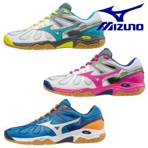 MIZUNO-ミズノ ウェーブスマッシュ LO 4 バドシューズ/バドミントンシューズ|sportskym