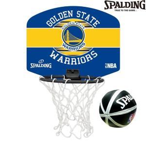 SPALDING-スポルディング マイクロミニ ウォリアーズ ミニバスケットゴール/ボールセット バスケットグッズ/バスケ用品|sportskym