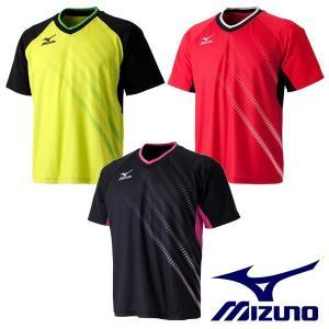bb50ffb84b329 全日本モデル ユニセックス レプリカゲームシャツ/ユニホーム MIZUNO-ミズノ 卓球ウェア/卓球 ...