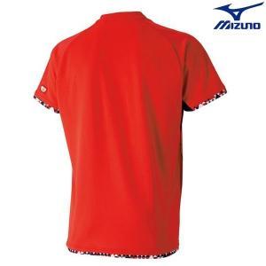 b6acab572e8b1 ... MIZUNO-ミズノ ユニセックス 半袖ゲームシャツ/ユニホーム 卓球ウェア/卓球ユニフォーム SALE