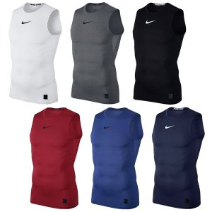 NIKE-ナイキ ナイキプロ コンプレッション スリーブレストップ スポーツウェア/インナーシャツ|sportskym