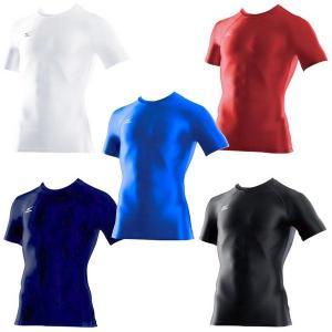 MIZUNO-ミズノ BIO GEAR-バイオギア 丸首半袖シャツ スポーツウェア/インナーシャツ|sportskym