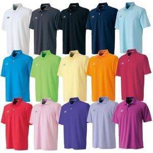 MIZUNO-ミズノ ポロシャツ/ゲームシャツ バドミントンウェア/テニス・ソフトテニスウェア|sportskym