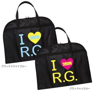 SASAKI-ササキ I LOVE R.G.レオタードケース/新体操専用バッグ 新体操グッズ/新体操用品|sportskym