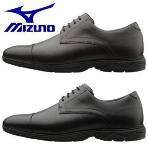 幅広ワイドモデル メンズ LD40 ST 2 3Eモデル MIZUNO-ミズノ ビジネスシューズ/ウォーキングシューズ SALE/セール|sportskym