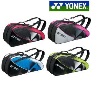 YONEX-ヨネックス RACQUET BAGS ラケットバッグ6(リュック付)(テニス6本用) ラケットバック/テニス・ソフトテニス・バドミントンバッグ|sportskym
