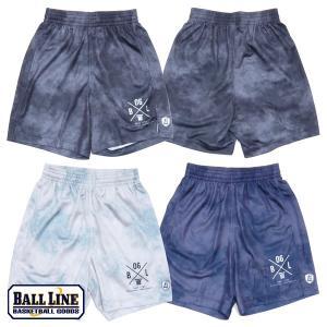 BALL LINE-ボールライン パネルバギーパンツ/プラクティスパンツ ON THE COURT-オンザコート バスケットウェア/プラパン/バスパン|sportskym